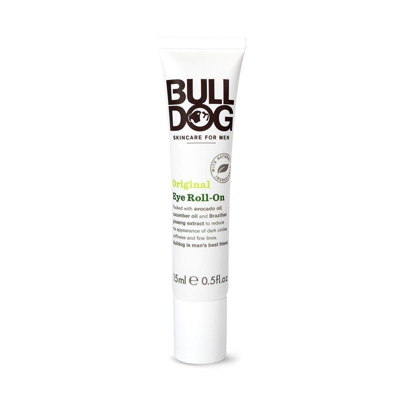 Bulldog hombres Roll-on crema antiojeras