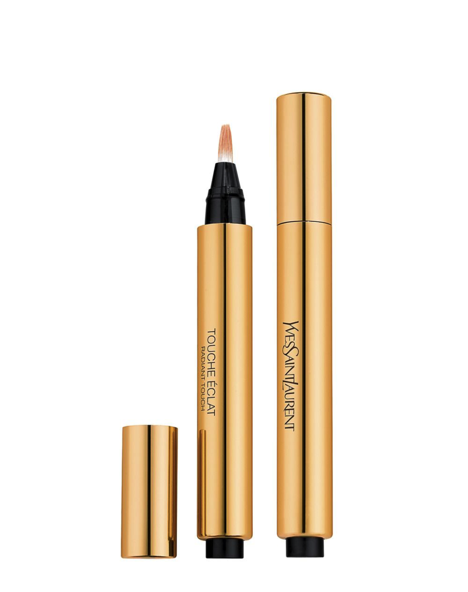 maquillaje corrector de ojeras Yves Saint Laurent Touch eclat corrector iluminador